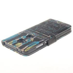 Peňaženkové puzdro pro mobil Honor 5X - quote - 4