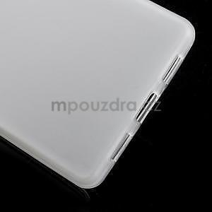Transparentní matný gelový obal pro Huawei Ascend P8 Lite - 4