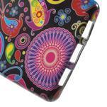Gelový obal Style na Huawei Ascend P8 Lite - barevné kruhy - 4/4