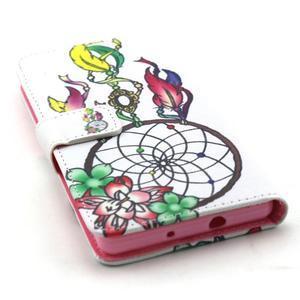 Standy peňaženkové puzdro na Huawei P8 Lite - dream - 4