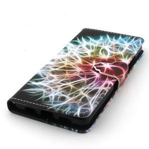 Emotive pouzdro na mobil Huawei P8 Lite - odkvetlá pampeliška - 4