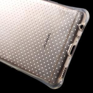 Transparentní gelový obal se zesílenými rohy na Huawei P9 Lite - 4