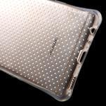 Transparentní gelový obal se zesílenými rohy na Huawei P9 Lite - 4/6