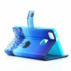 Knížkové pouzdro na mobil Huawei P9 Lite - chlapec - 4