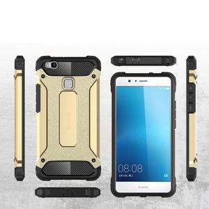 Extreme outdoor obal na Huawei P9 Lite - zlatorůžový - 4