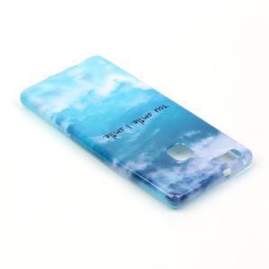 Emotive gelový obal na mobil Huawei P9 Lite - smile - 4