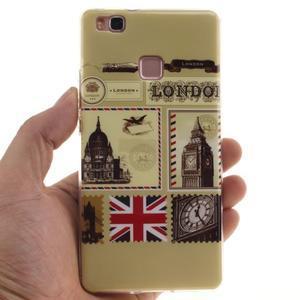 Gelový obal na Huawei P9 Lite - United Kingdom - 4