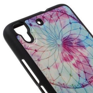 Sally gelový obal na mobil Huawei Y6 - lapač snů - 4