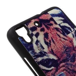 Sally gelový obal na mobil Huawei Y6 - tygr - 4