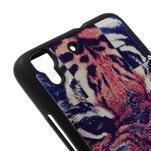 Sally gelový obal na mobil Huawei Y6 - tygr - 4/5