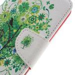 Emotive peňaženkové puzdro na mobil Huawei Y6 Pro - zelený strom - 4/7