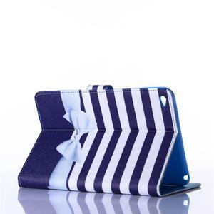 Knížkové puzdro pre tablet iPad mini 4 - mašlička - 4