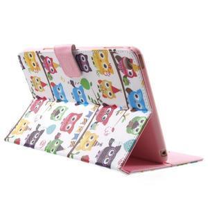Stylové pouzdro na iPad mini 4 - bada soviček - 4