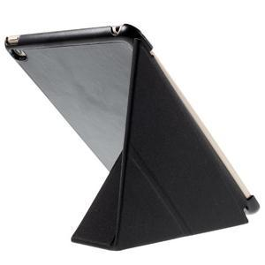 Origami polhovatelné pouzdro na iPad mini 4 - černé - 4