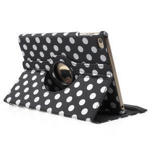 Cyrc otočné puzdro pre iPad mini 4 - čierne - 4