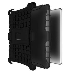 Outdoor odolný obal pre tablet iPad mini 4 - čierne - 4