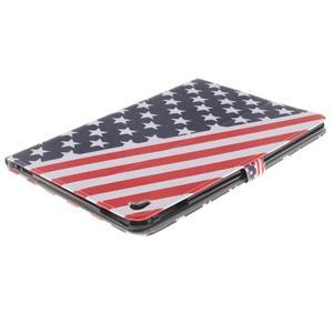 Knížkové puzdro pre tablet iPad Pro 9.7 - US vlajka - 4