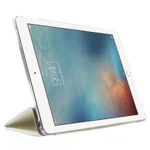 Trifold polohovatelné pouzdro na tablet iPad Pro 9.7 - bílé - 4