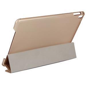 Extra origami polohovatelné pouzdro na iPad Pro 9.7 - fialové - 4