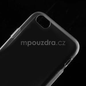Transparentný gélový obal na iPhone 6 a 6s - 4