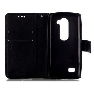 Magicfly puzdro pre mobil LG Leon - čierne - 4