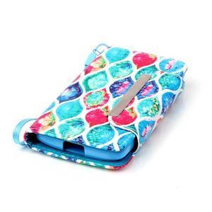 Royal pouzdro na mobil s magnetickou sponou na LG Leon - colorid - 4
