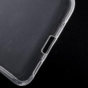 Ultratenký gelový obal na mobil Meizu MX5 - transparentní - 4