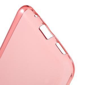 Ultratenký gelový obal na mobil Meizu MX5 - červené - 4