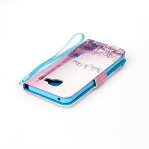 Pictu puzdro pre mobil Samsung Galaxy A3 (2016) - Eiffelova veža - 4
