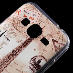 Ultratenký slim obal na Samsung Galaxy Core Prime - Eiffelova věž - 4
