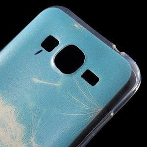 Ultratenký slim obal pre Samsung Galaxy Core Prime - púpava - 4