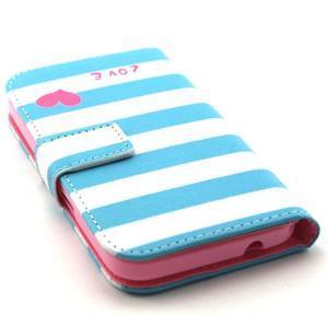 Puzdro na mobil Samsung Galaxy Core Prime - love - 4