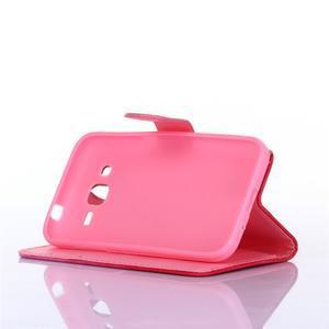 Standy peněženkové pouzdro na Samsung Galaxy Core Prime - nejlepší mamka - 4