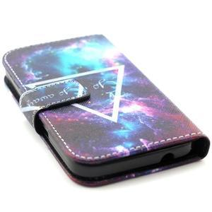 Puzdro pre mobil Samsung Galaxy Core Prime - traingl - 4