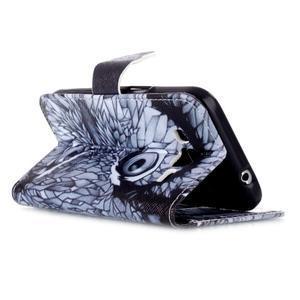 Emotive peňaženkové puzdro pre Samsung Galaxy Core Prime - sova - 4