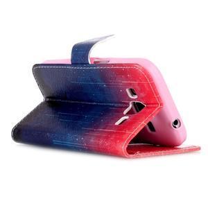 Emotive peňaženkové puzdro pre Samsung Galaxy Core Prime - meteor - 4