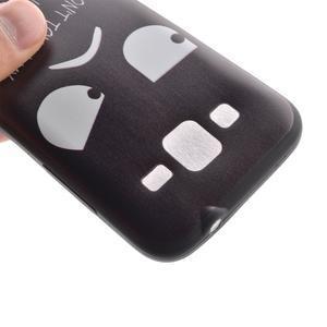 Hardy gélový obal pre mobil Samsung Galaxy Core Prime - nesiahat - 4