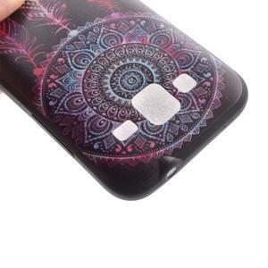 Hardy gélový obal pre mobil Samsung Galaxy Core Prime - lapač snov - 4