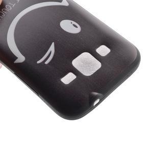 Hardy gelový obal na mobil Samsung Galaxy Core Prime - nedotýkat se - 4