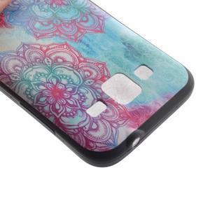 Hardy gélový obal pre mobil Samsung Galaxy Core Prime - henna - 4