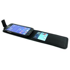 Flipové puzdro pre mobil Samsung Galaxy Core Prime - L - 4