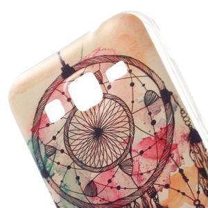 Gelový obal na Samsung Galaxy Core Prime - lapač snů - 4