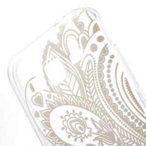 Gelový obal na Samsung Galaxy Core Prime - henna - 4