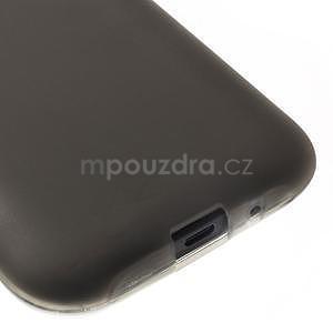 Šedý matný kryt pre Samsung Galaxy J1 - 4