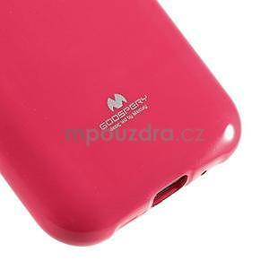 Rose gélový obal na Samsung Galaxy J1 - 4
