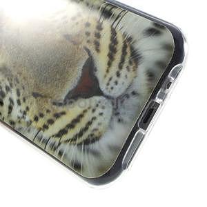 Gélový kryt na Samsung Galaxy J1 - leopard - 4