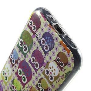 Gélový kryt na Samsung Galaxy J1 - banda soviček - 4