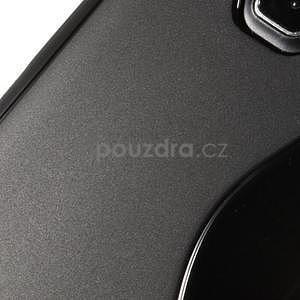 Čierny gélový s-line obal Samsung Galaxy J1 - 4