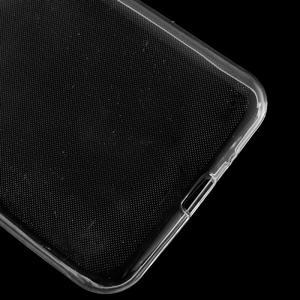 Transparentní ultratenký gelový obal na Samsung Galaxy J3 (2016) - 4
