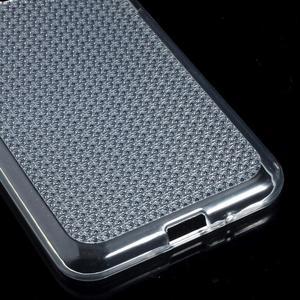 Diamond gelový obal na mobil Samsung Galaxy J3 (2016) - transparentní - 4